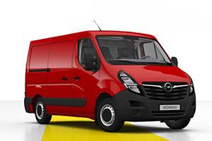 Opel Neuwagen Movano Cargo