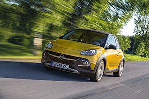 Opel Neuwagen ADAM ROCKS