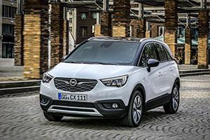 Opel Neuwagen Crossland-X