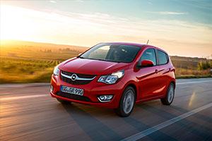 Neuwagen Opel KARL
